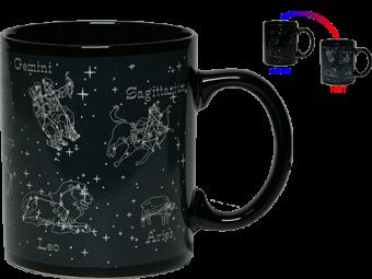 Tasse constellation étoilée